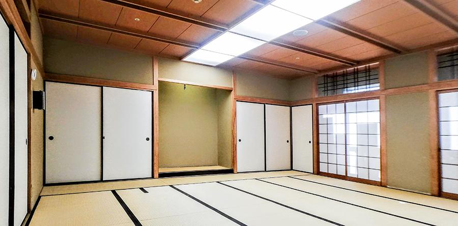 東大阪市リージョンセンター 夢広場 : 和室 : Image Gallery01