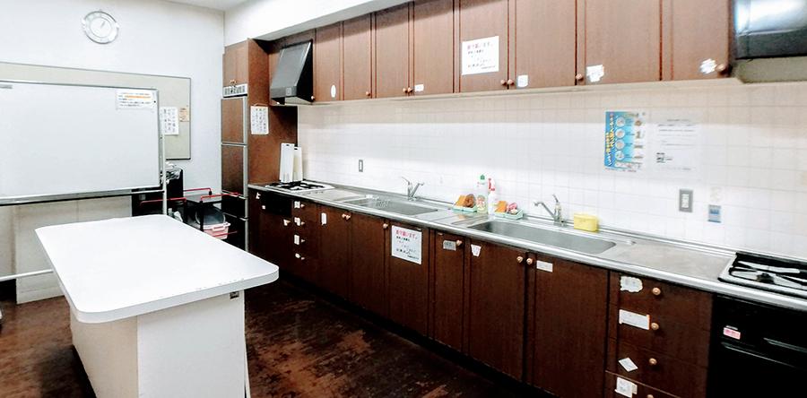 東大阪市リージョンセンター 夢広場 : 調理室 : Image Gallery01
