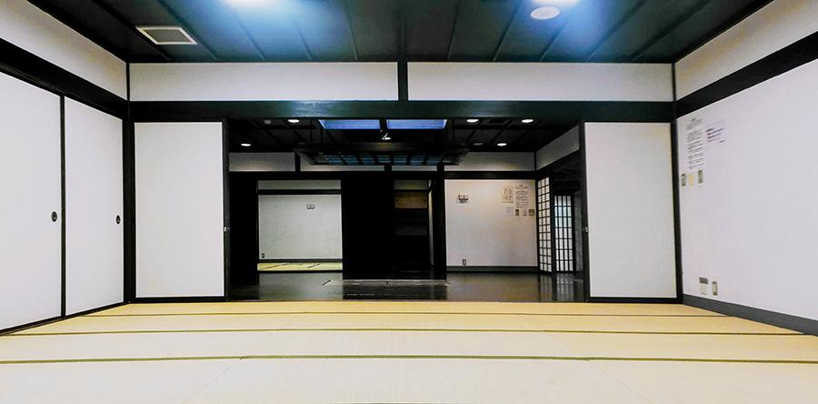 東大阪市リージョンセンター ゆうゆうプラザ : 第1和室