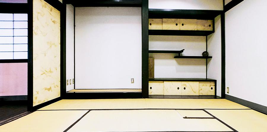 東大阪市リージョンセンター ゆうゆうプラザ : 第2和室