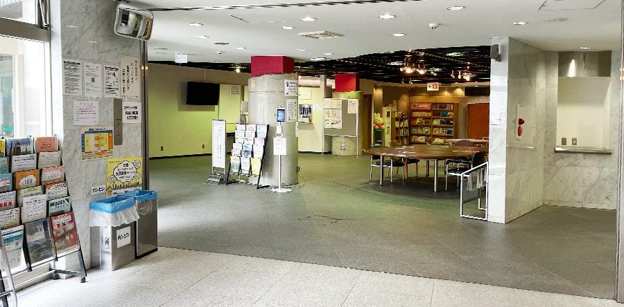 東大阪市リージョンセンター ゆうゆうプラザ : ホール