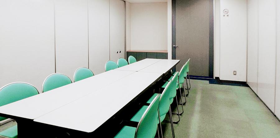 東大阪市リージョンセンター ももの広場 : 会議室2 : Image Gallery01