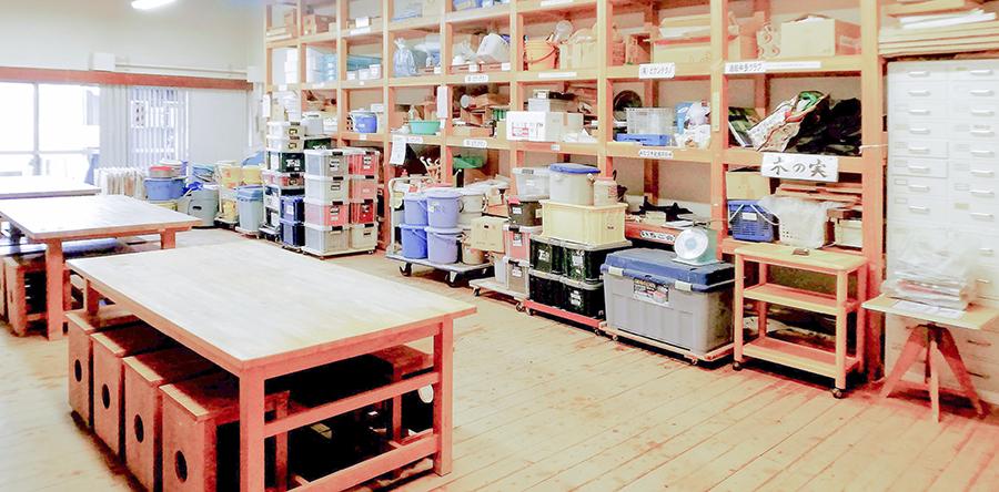 東大阪市リージョンセンター グリーンパル : 美術工芸室