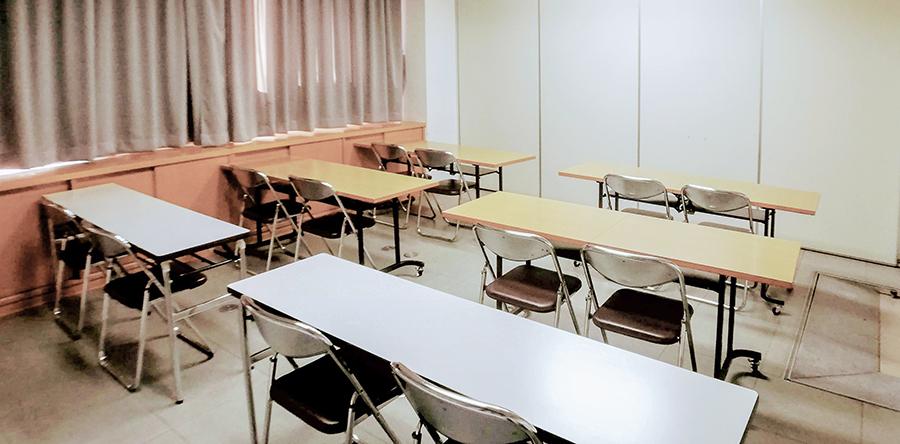 東大阪市リージョンセンター グリーンパル : 特別会議室