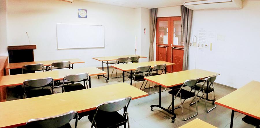 東大阪市リージョンセンター グリーンパル : 第1会議室