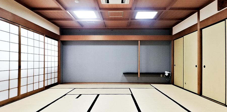 東大阪市リージョンセンター グリーンパル : 第1和室