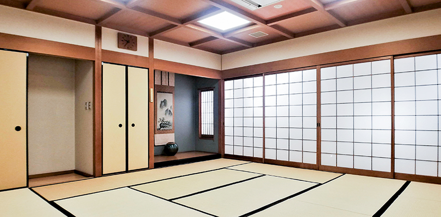 東大阪市リージョンセンター グリーンパル : 第2和室