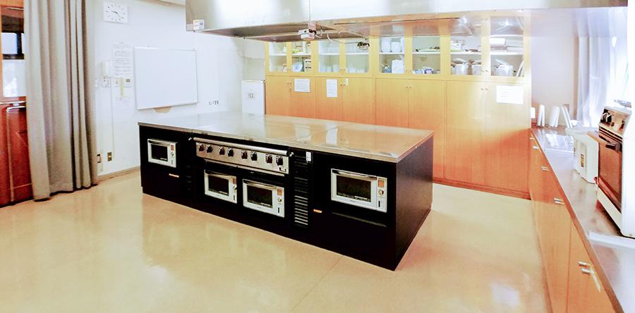 東大阪市リージョンセンター グリーンパル : 料理室
