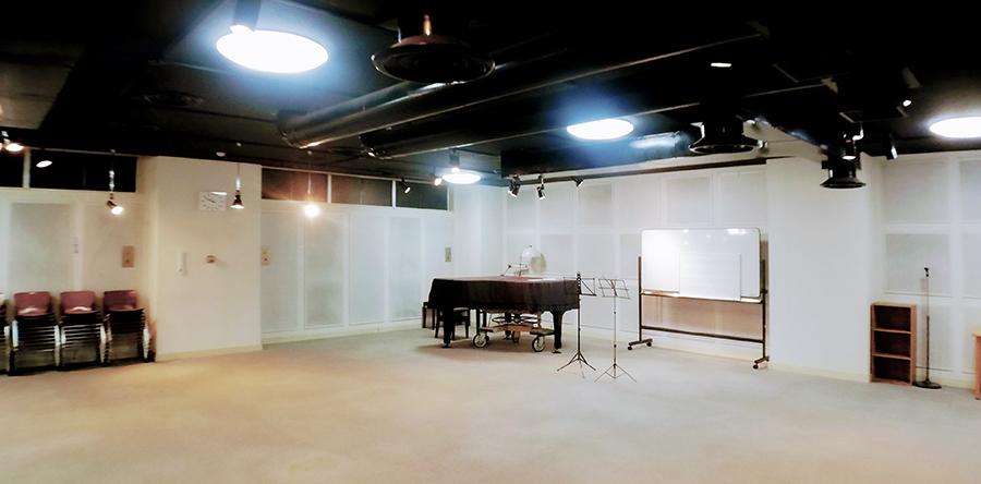 東大阪市リージョンセンター グリーンパル : 音楽室