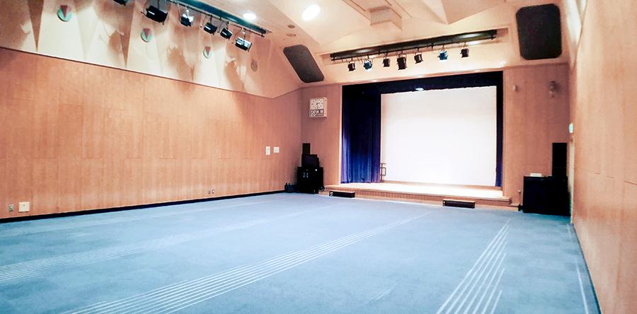 東大阪市リージョンセンター はすの広場 : 文化ホール