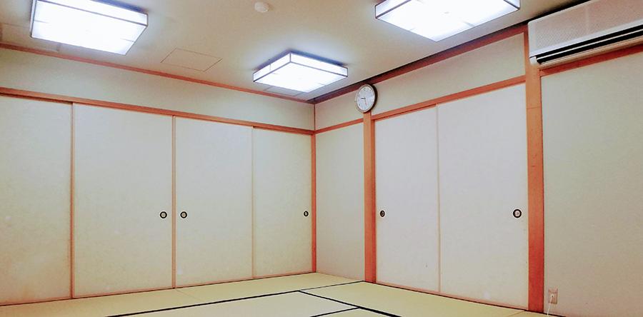 東大阪市リージョンセンター やまなみプラザ : 和室