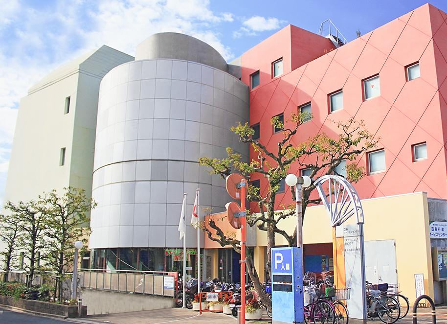 東大阪市リージョンセンター やまなみプラザ