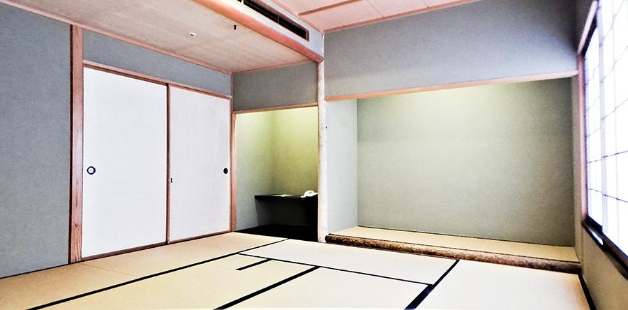 東大阪市リージョンセンター グリーンパル : 茶室