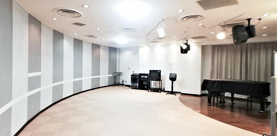 東大阪市リージョンセンター くすのきプラザ : ミニ音楽ホール