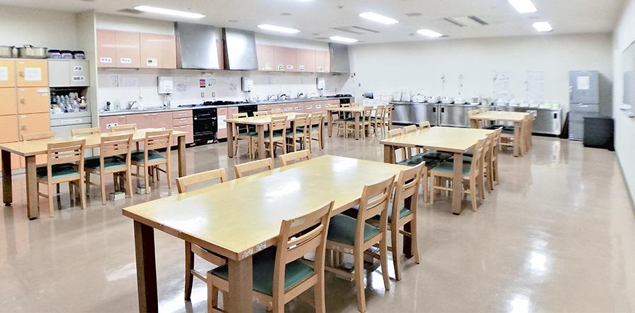 東大阪市リージョンセンター くすのきプラザ : 料理教室